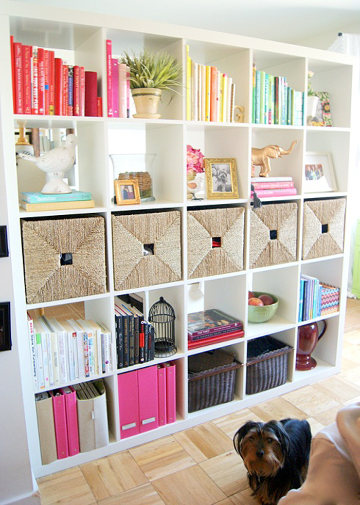 ranger meuble expedit