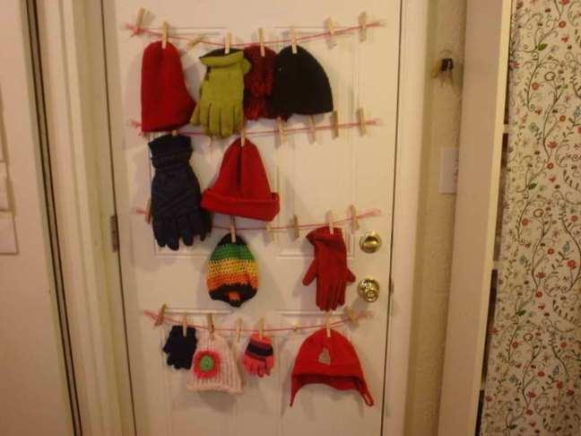 organiser gants et bonnets