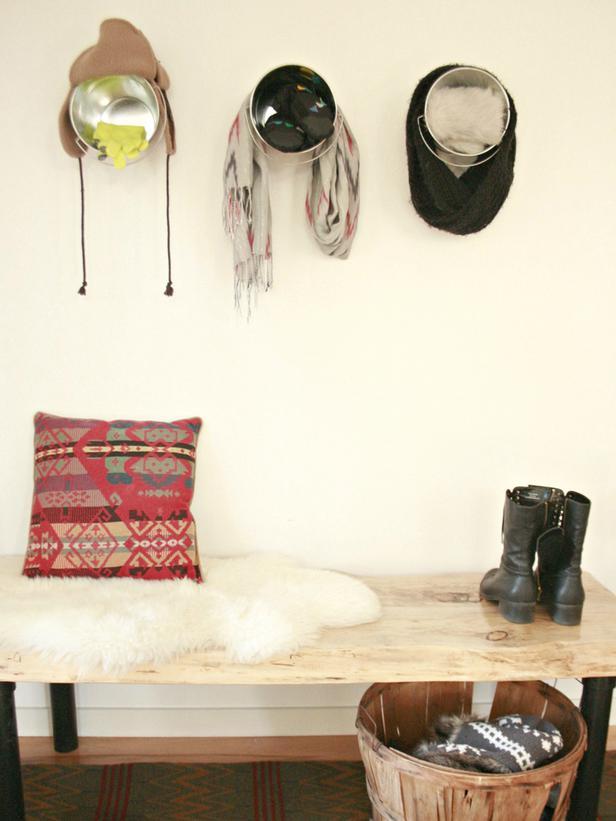 ranger ses accessoires d'hiver