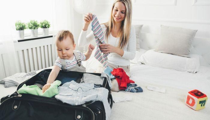 Conseils pour voyager avec des enfants en bas âge