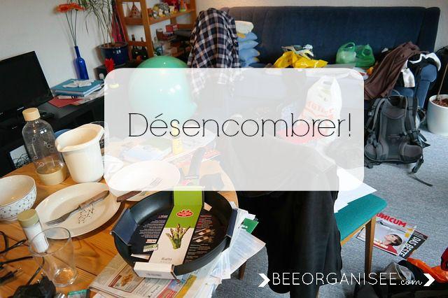 d sencombrer ces objets qui ne vous manqueront pas bee. Black Bedroom Furniture Sets. Home Design Ideas