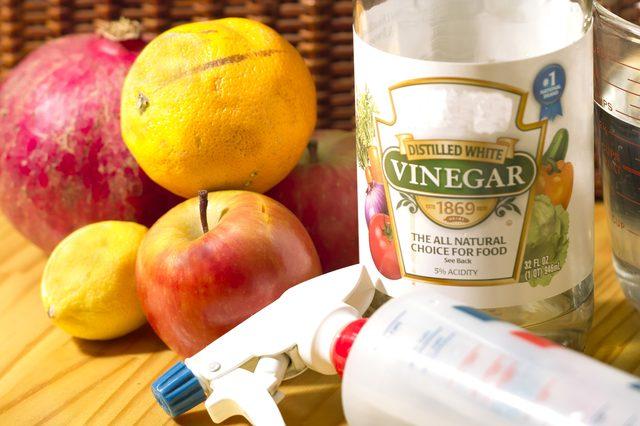 14 idées pour nettoyer avec le vinaigre blanc