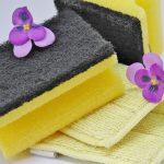 nettoyage de printemps et listes à imprimer