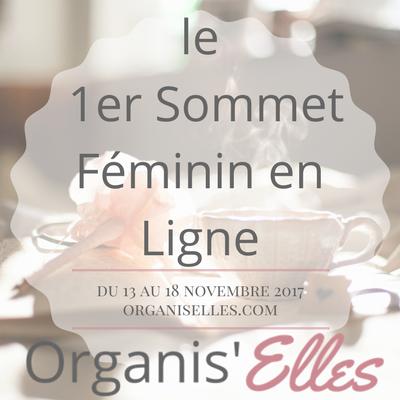 Organis'Elles, le premier sommet féminin en ligne