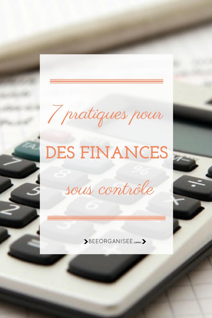 7 pratiques pour des finances familiales sous contrôle