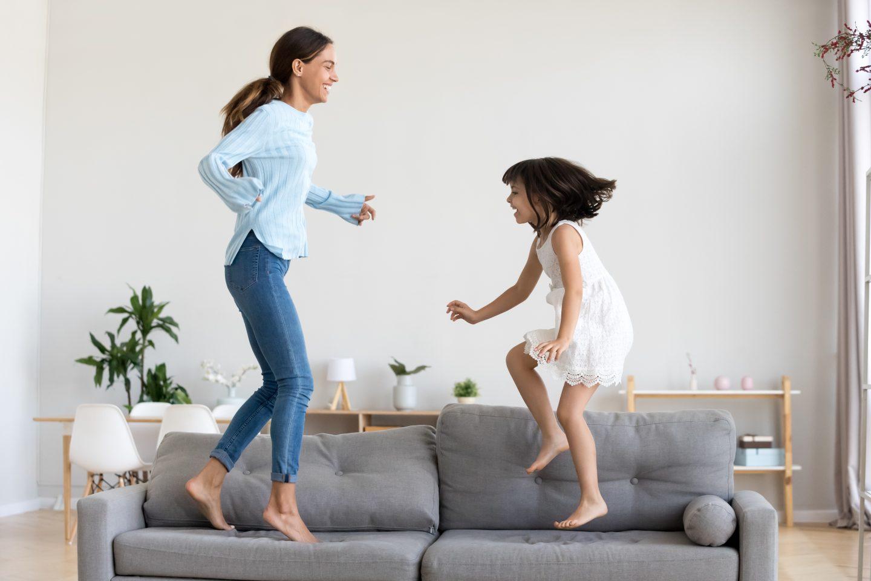 Comment choisir ses meubles avec de jeunes enfants?