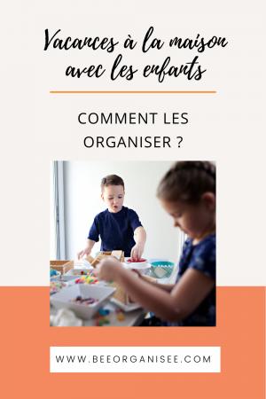 Vacances à la maison avec les enfants - comment les organiser ?