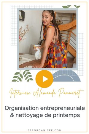 Dans cet épisode, je reçois Alamanda Pommeret. Alamanda est une entrepreneure passionnée et une amoureuse de la Terre et de l'environnement. Multi-passionnée, elle est à la fois graphiste, fondatrice de Cocoo' Neat une société de services et produits de nettoyage, mais aussi engagée dans l'agriculture avec la production et la transformation de manioc dans son pays maternel, le Gabon. Nous avons discuté de ses diverses activités, de son organisation et partagé des astuces pour réaliser son nettoyage de printemps.